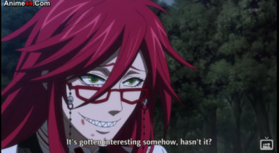 Grell Sutcliff & Madame Red