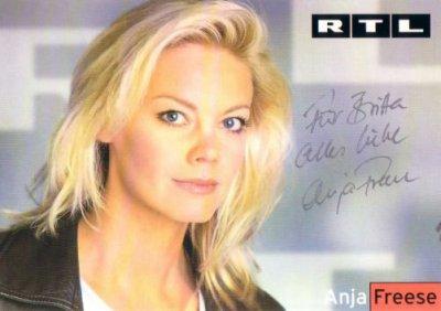 Autographe de Gabrielle