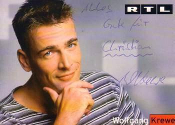 Autographe de Ralf