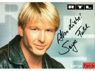 Autographe de Peter