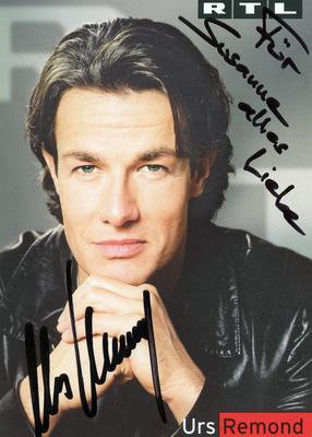 Autographe de Mark
