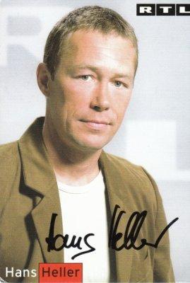 Autographe de Jens