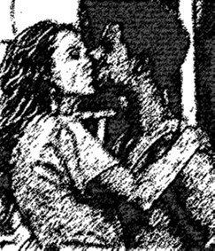 23 / 08 / 2011 - Mais qui sont ces deux amoureux qui s'embrassent ?