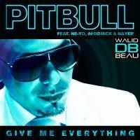 Pitbull Ft. Neyo FT Nayer & Afrojack  / Give Me Everything Tonight (2011)