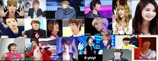K-pop Tics la Langue