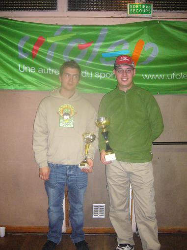 championnat grand est 2009