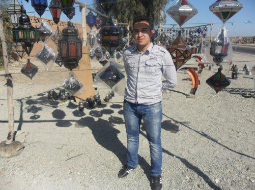 me in bazar