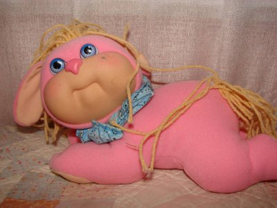 Cabbage Patch Crimp N Curl Puppy!