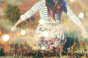 Quand on aime quelqu'un on a toujours quelque chose à lui dire ou à lui écrire jusqu'à la fin des temps ♥