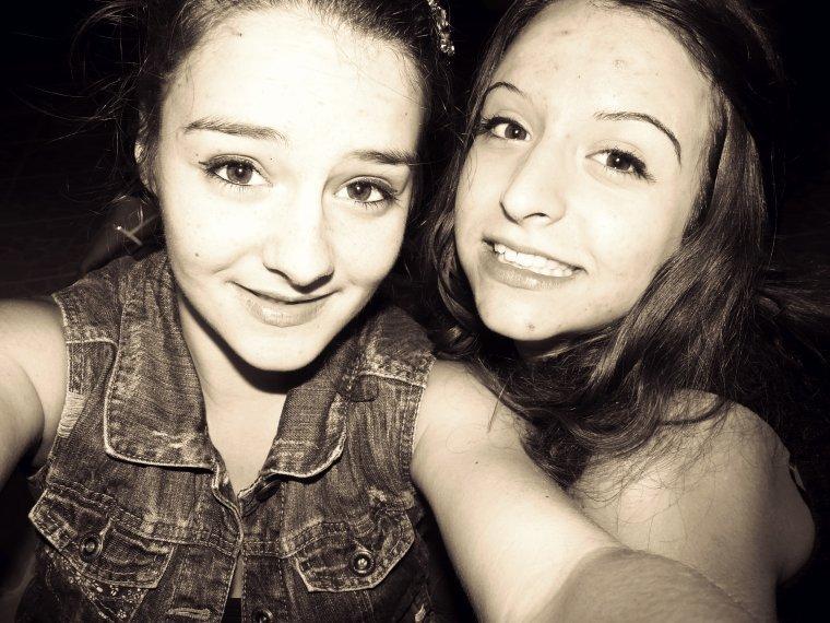 Tu resteras toujours ma plus belle amie. ∞