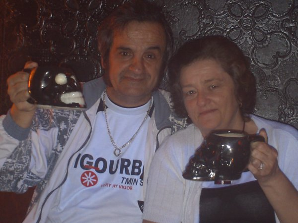 papy et mamy