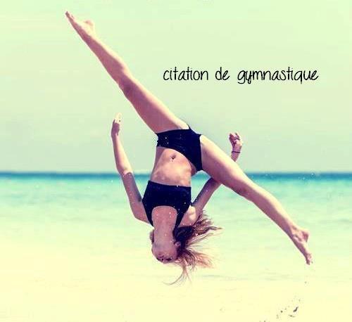 bienvenue sur le blog de citation-de-gymnastique