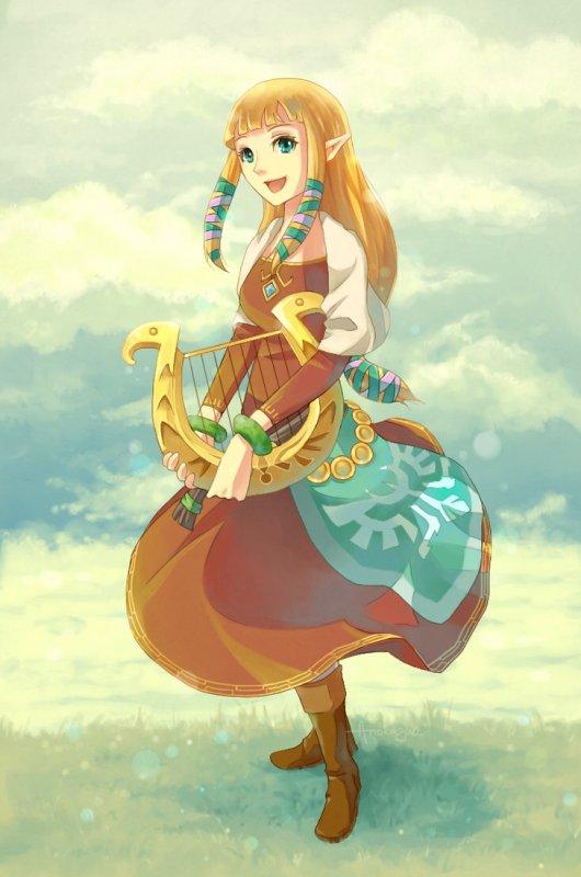 La Princesse Zelda !