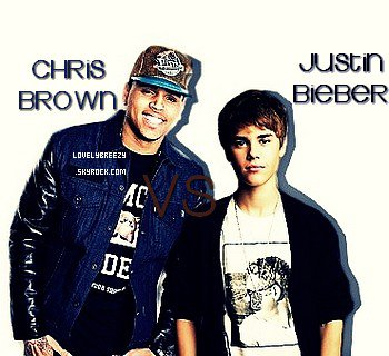 BATTLE: Chris Brown VS Justin Bieber (DOUGIE)