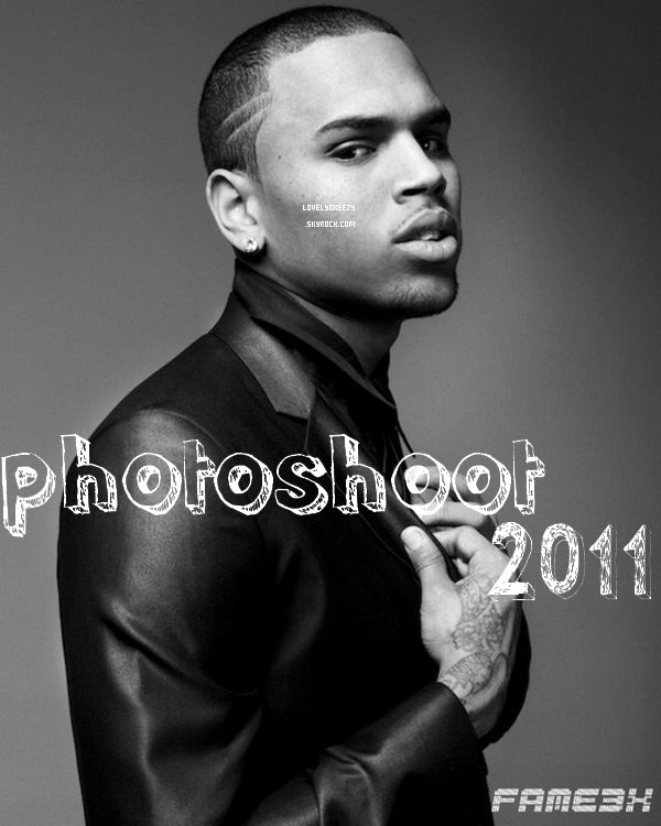 Photoshoot 2011 Exclu : Merci à CBE_breezy