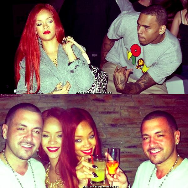 """Rihanna aime la chanson """"Look At Me Now"""" de Chris Brown"""