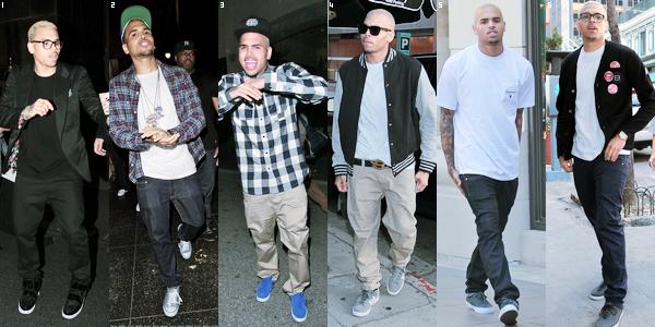 Quelle est t'as tenue préfèré ?
