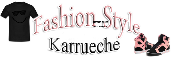 ~ Fashion Style ~ Karrueche ~ TOP/BOF/FLOP ~ Article en collaboration avec Camille