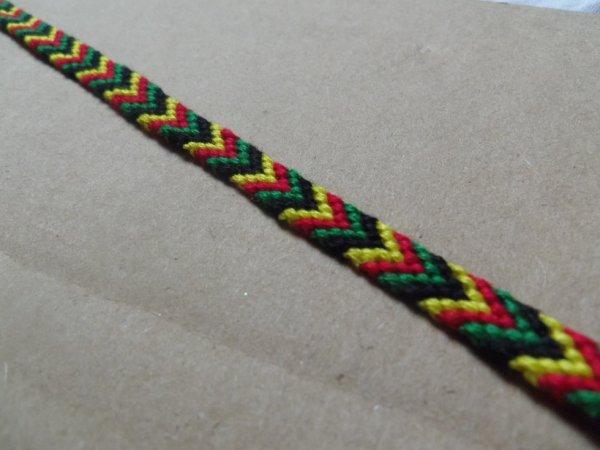 Bracelet en V