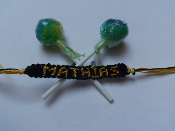 "Bracelet ""MATHIAS"""