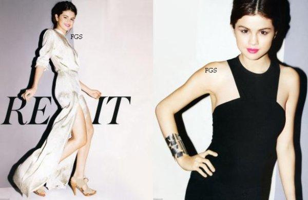Selena apparaît dans le magazine InStyle du mois de Février et voici nouveau photoshoot de notre Selena ! Elle est juste ; Sublime! ; Votre Avis ?