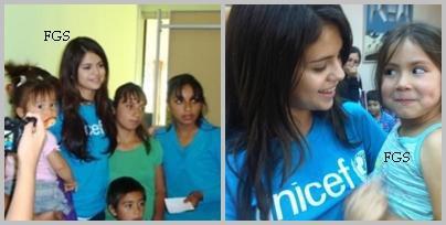 __________________________________________________________________________________________________ Des fans ont eu la chance de rencontrer Selena a l'hôtel Ritz hier.Selena a aussi visité une famille chilienne sous l'égit de l'UNICEF.Vous la trouvez comment? (: __________________________________________________________________________________________________
