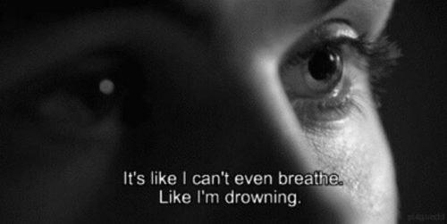 """""""Je suis toujours dans la merde, c'est juste la profondeur qui varie."""""""