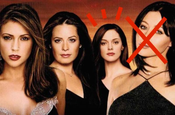 CHARMED : What happened to Prue (Shannen Doherty) ?