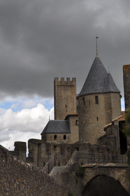 """Carcassonne... """"Dans les couloirs du temps..."""""""