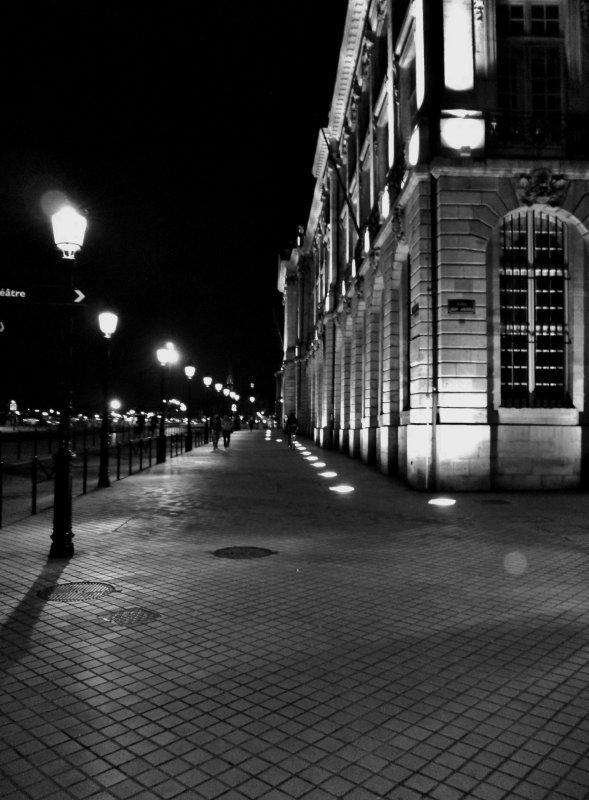 « C'est la nuit qu'il est beau de croire à la lumière. »  Edmond Rostand