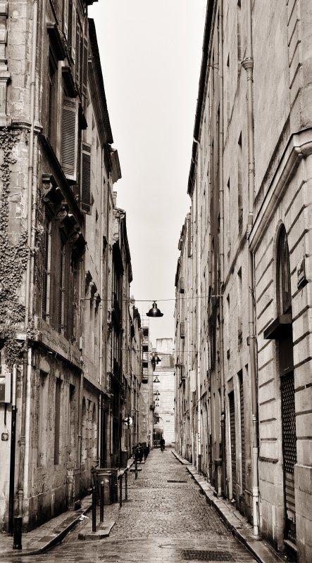 « Que fait-on dans la rue, le plus souvent ? On rêve. C'est un des lieux les plus méditatifs de notre époque, c'est notre sanctuaire moderne, la Rue. »  Louis-Ferdinand Céline