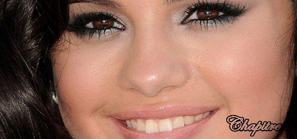 ___   Chapitre 3 ___   « Peut-être parce que je n'en connais pas moi même la réponse» Selena.