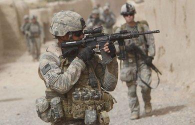 L'armee montre sa puissance