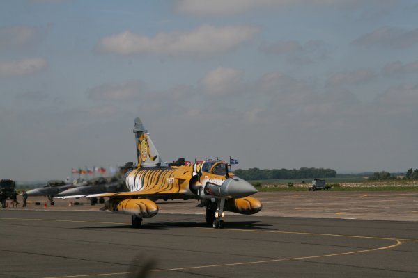 Shoot Tiger Meet BA 103