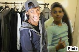 moi e neymar