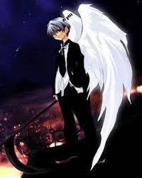 angel manga
