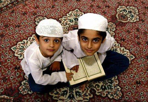 Définition de bonheur: Être musulman(e)