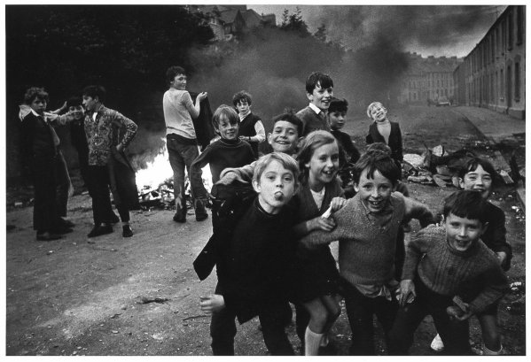 Christine Spengler, Irlande du Nord, Londonderry, 1972.