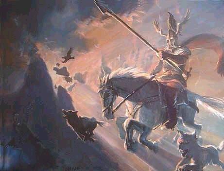 « Les forces du bien luttent contre les forces du mal, mais leur cause est désespérée. »