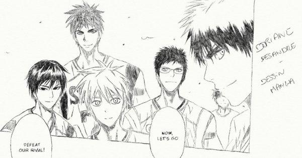 Seirin ♥ - Kuroko No Basuke