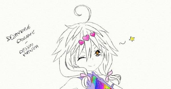 Nouveau petit dessin ~♥