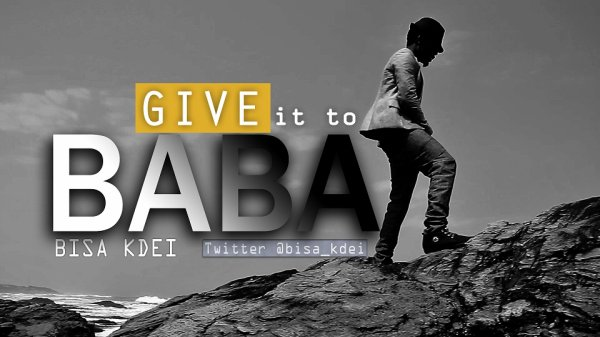 BISA KDEI - GIVE IT TO BABA
