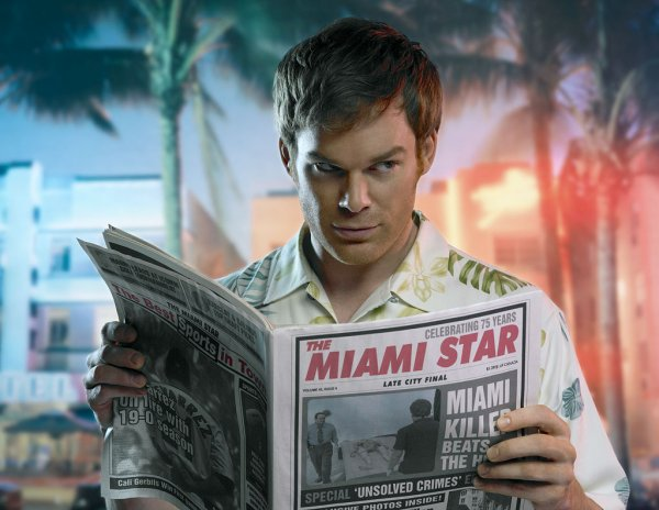 Dexter rencontres