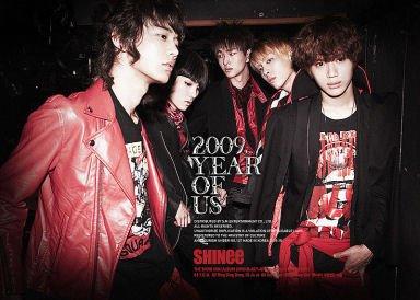 SHINee- year of us-2009