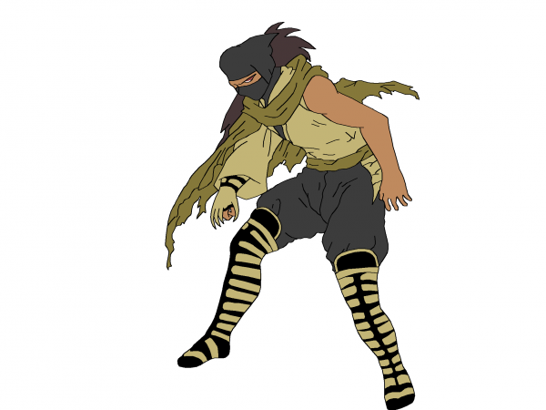 Ninja créé par Shunshin-Yoruichi ,donc pas touche