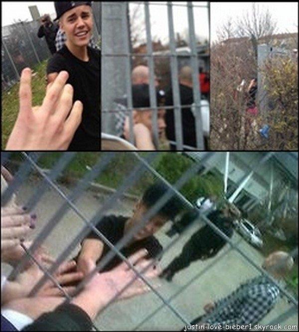 T'aime pas Justin Bieber , moi j'aime pas ta gueule et j'en fais pas une page facebook connard.