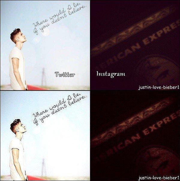 """«N'aies pas peur de faire des erreurs, les erreurs ne sont pas là pour montrer ta faiblesse, elles sont là pour t'apprendre."""" -Justin Bieber"""