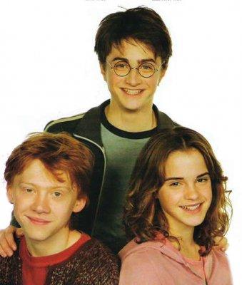 Les acteurs de Harry Potter ;)