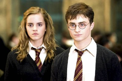 Hermione et Harry Potter