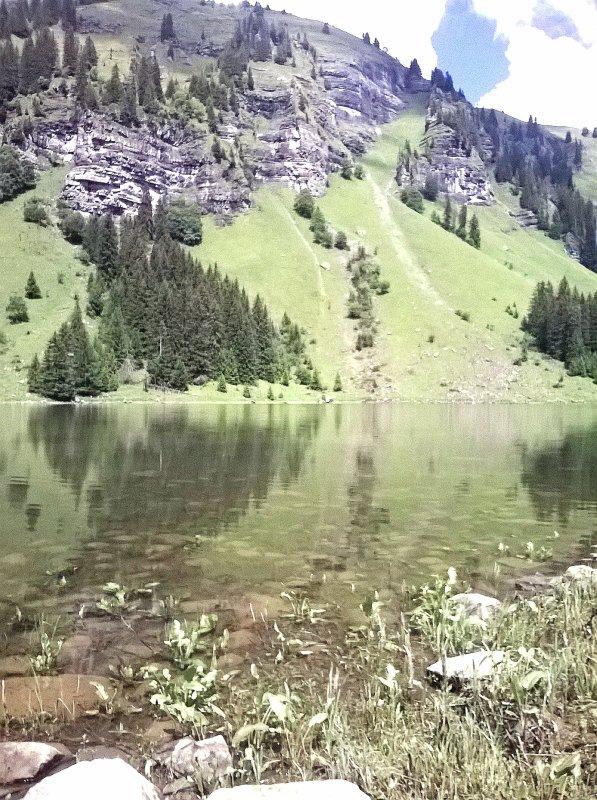 Lac de Gers ~ Samoëns
